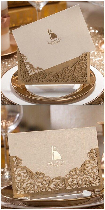 Invitaciones para boda modernas 6