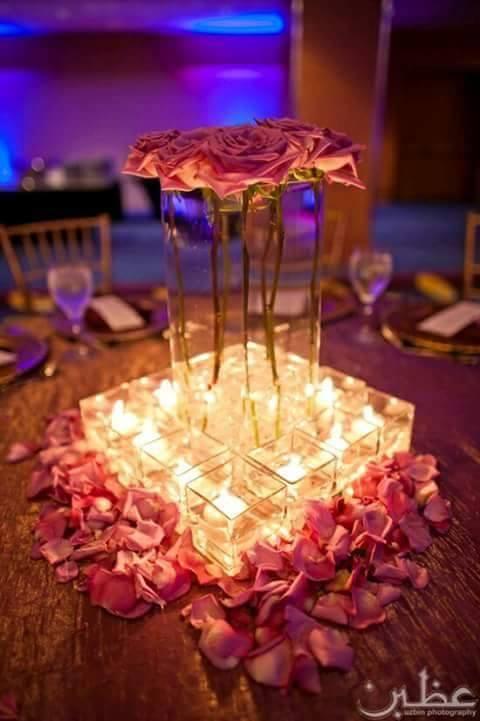 Centros de mesa de boda para este 2018 con predicciones - Centros de boda originales ...