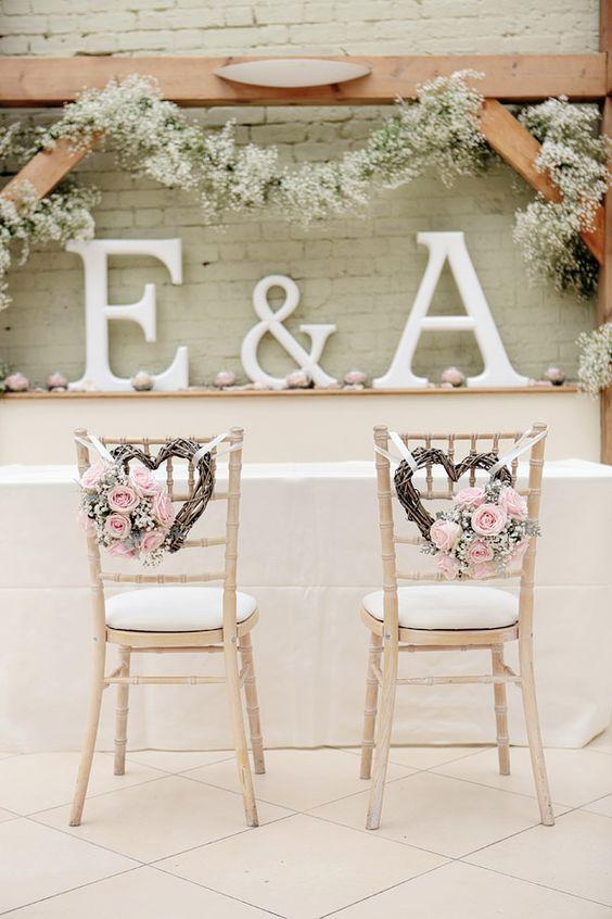 Ideas para una boda civil sencilla en casa en jard n for Adornos para boda civil