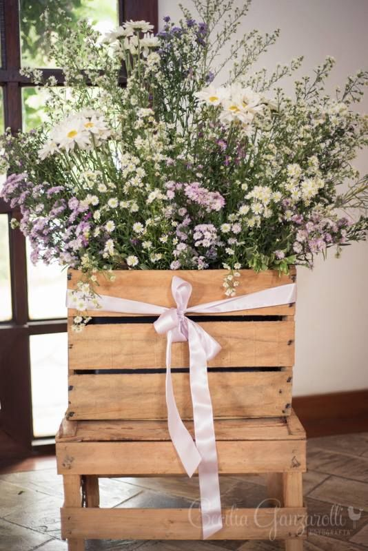 Ideas Matrimonio Rustico : Ideas para una boda civil sencilla en casa jardín