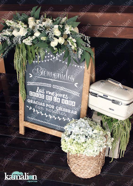 Ideas para una boda civil sencilla en casa en jard n for Ambientacion para bodas