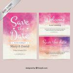 invitaciones de boda elegantes para imprimir gratis (11)