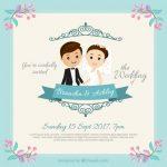 invitaciones de boda elegantes para imprimir gratis (13)