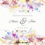 invitaciones de boda elegantes para imprimir gratis (17)