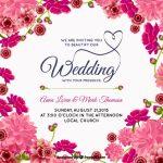 invitaciones de boda elegantes para imprimir gratis (18)