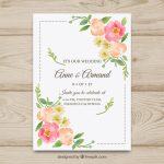 invitaciones de boda elegantes para imprimir gratis (2)