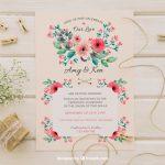 invitaciones de boda elegantes para imprimir gratis (21)