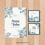 invitaciones de boda elegantes para imprimir gratis (25)