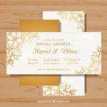invitaciones de boda elegantes para imprimir gratis (29)