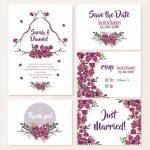 invitaciones de boda elegantes para imprimir gratis (5)