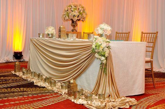 50 aniversario de bodas decoraci n en casa para salones for Decoracion para aniversario