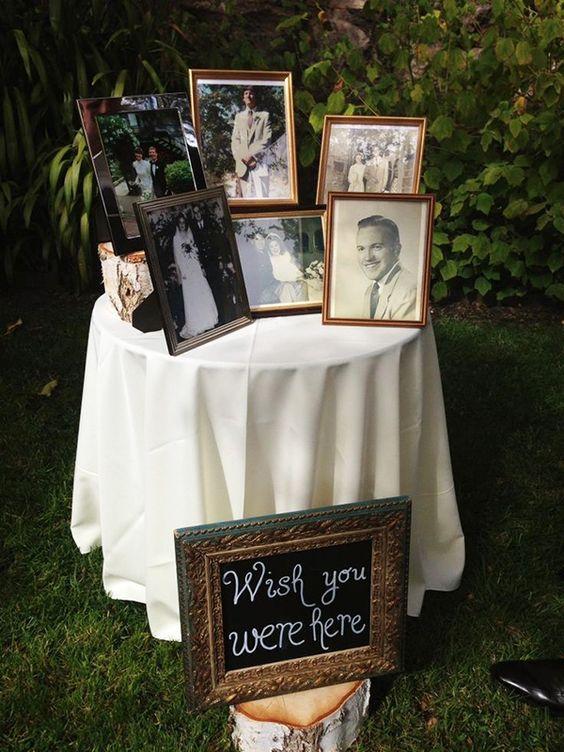 50 aniversario de bodas decoración