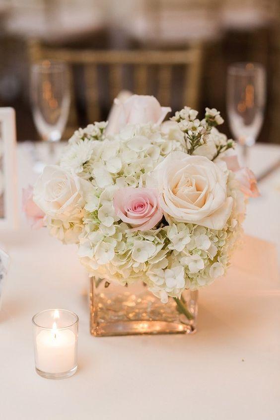 arreglos de mesa para bodas sencillos (1)