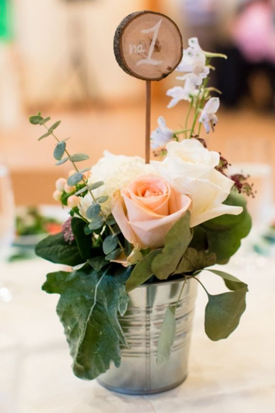 centro de mesa para boda sencillos (2)