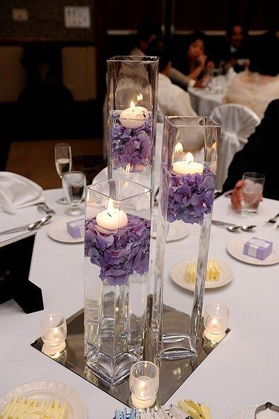 centro de mesa para boda sencillos (5)