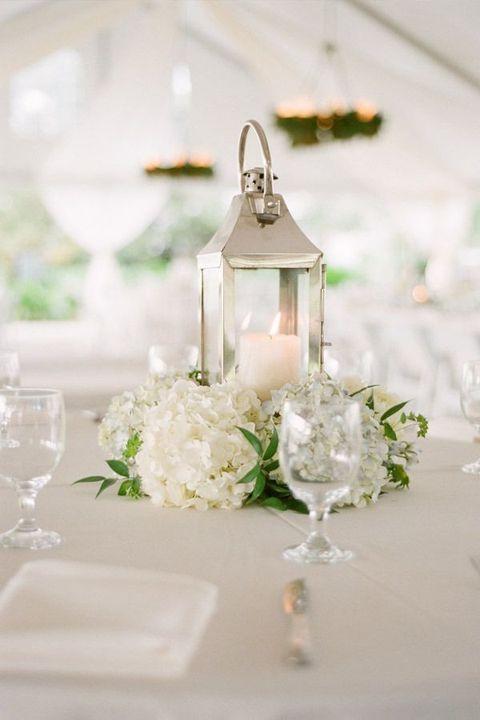 centros de mesa para boda sencillos faroles (4)
