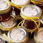 mesas de dulces para bodas de oro 4