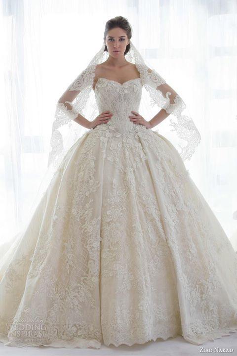 tendencias vestidos de novia ampones 2019 (2)