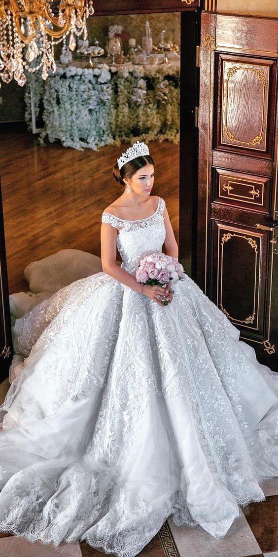 vestidos de novia ampones 2018 (1)