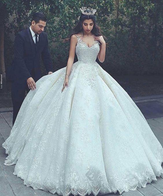 vestidos de novia ampones 2018 (2)