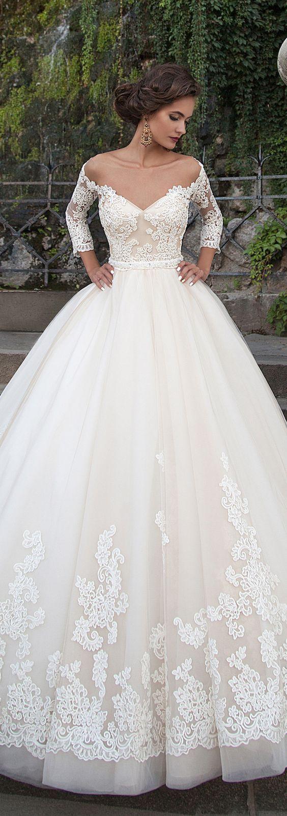 vestidos de novia ampones 2018 (5)
