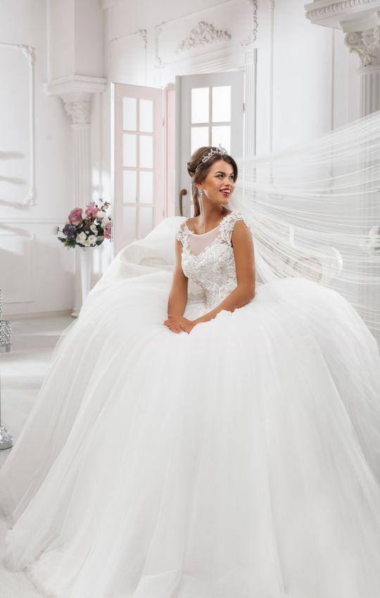 vestidos de novia estilo princesa (1)