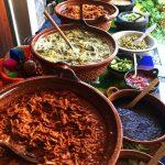 comida para una boda estilo mexicano (6)