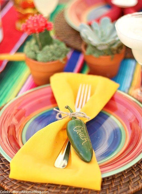 Recuerdos para una boda mexicana