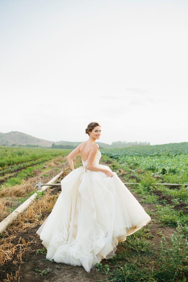Vestidos de novia para una boda mexicana
