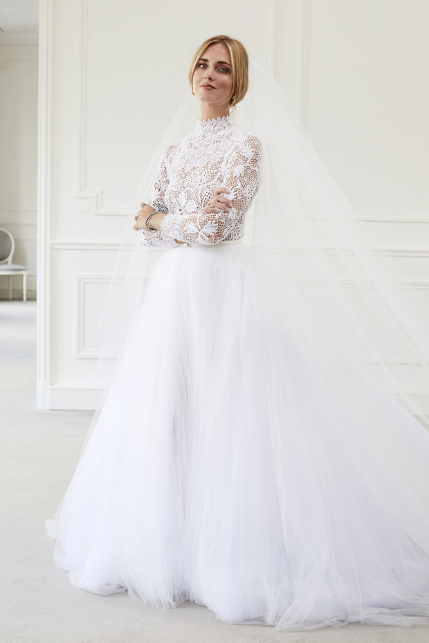 Vestidos para boda invierno 2019