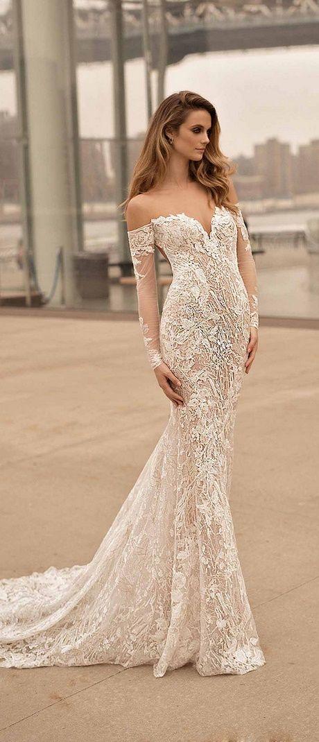 vestidos de novias para bodas en invierno 2018 | te decimos como