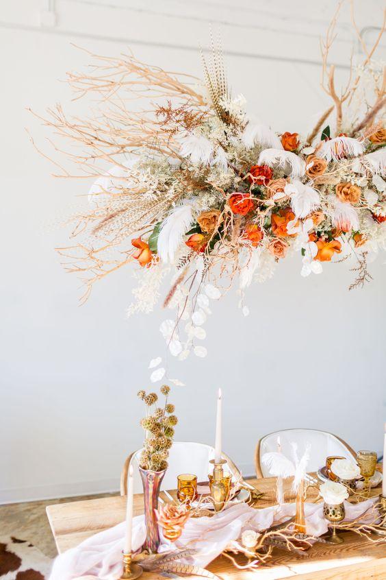 paleta de colores para bodas 2019