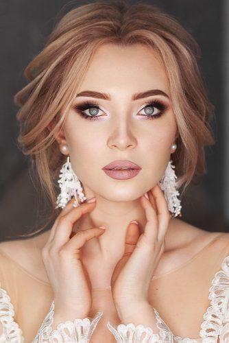 Inspiración de belleza para novias