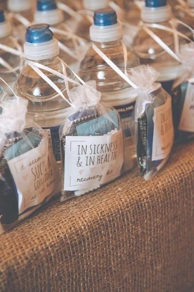recuerdos para entregar al final de la boda a los invitados