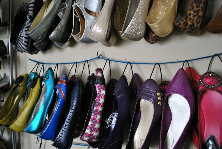 how to organize shoes how to organize. Black Bedroom Furniture Sets. Home Design Ideas