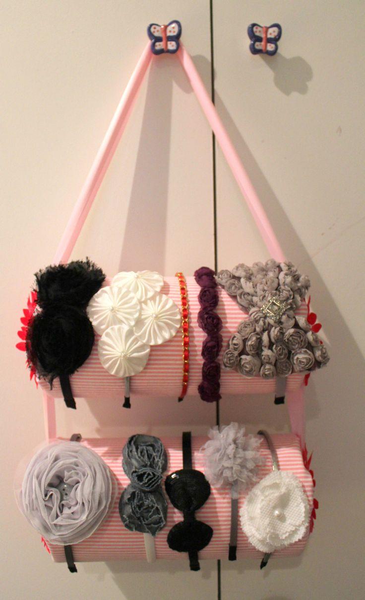 Organizacion de accesorios para cabello how to organize - Accesorios para casa ...