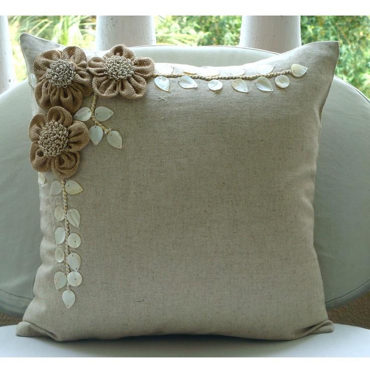 How To Make Elegant Decorative Pillows And Economic 31