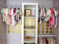 How to organize a Closet child