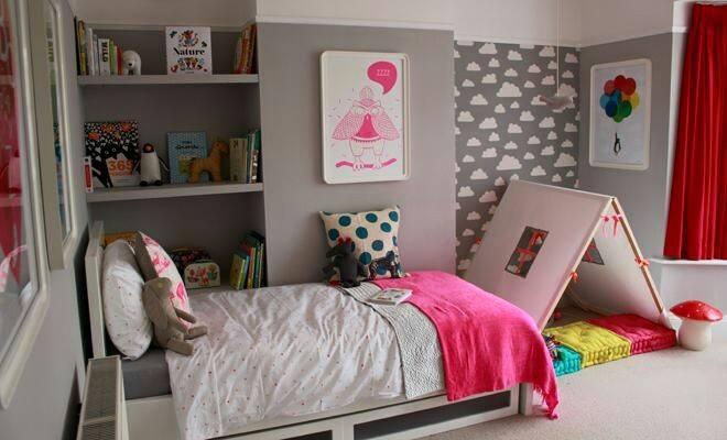 Ideas to organize reading corners