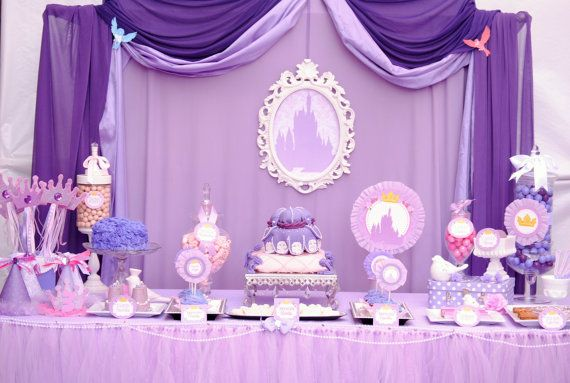 Party Birthday Princess Sofia The First 51 How To Organize