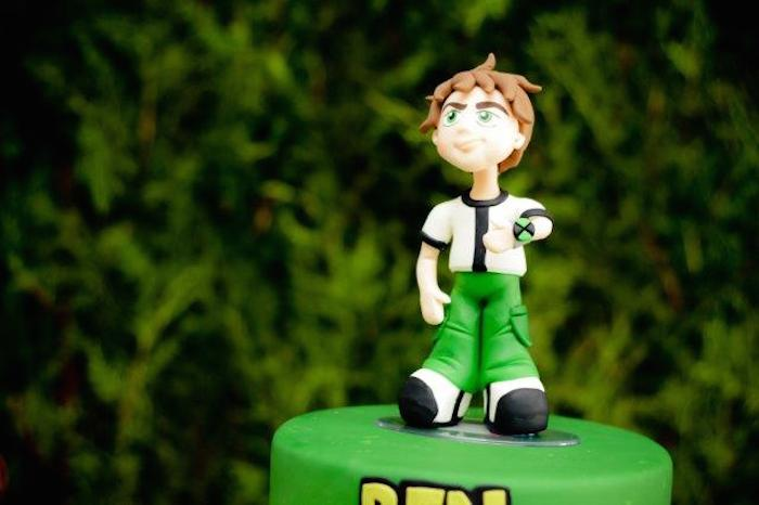 Ben 10 Birthday Party Ideas Decor How To Organize