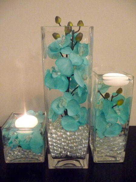 Quinceanera Centerpieces Blue blue-quinceaner...