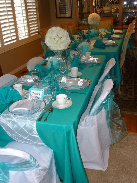 Blue Quinceanera Decorations Ideas 4 How To Organize