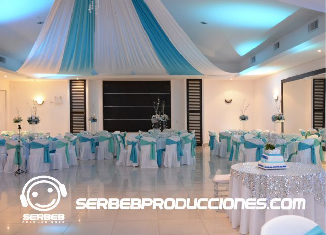 Blue Quinceanera Decorations Ideas 5 How To Organize