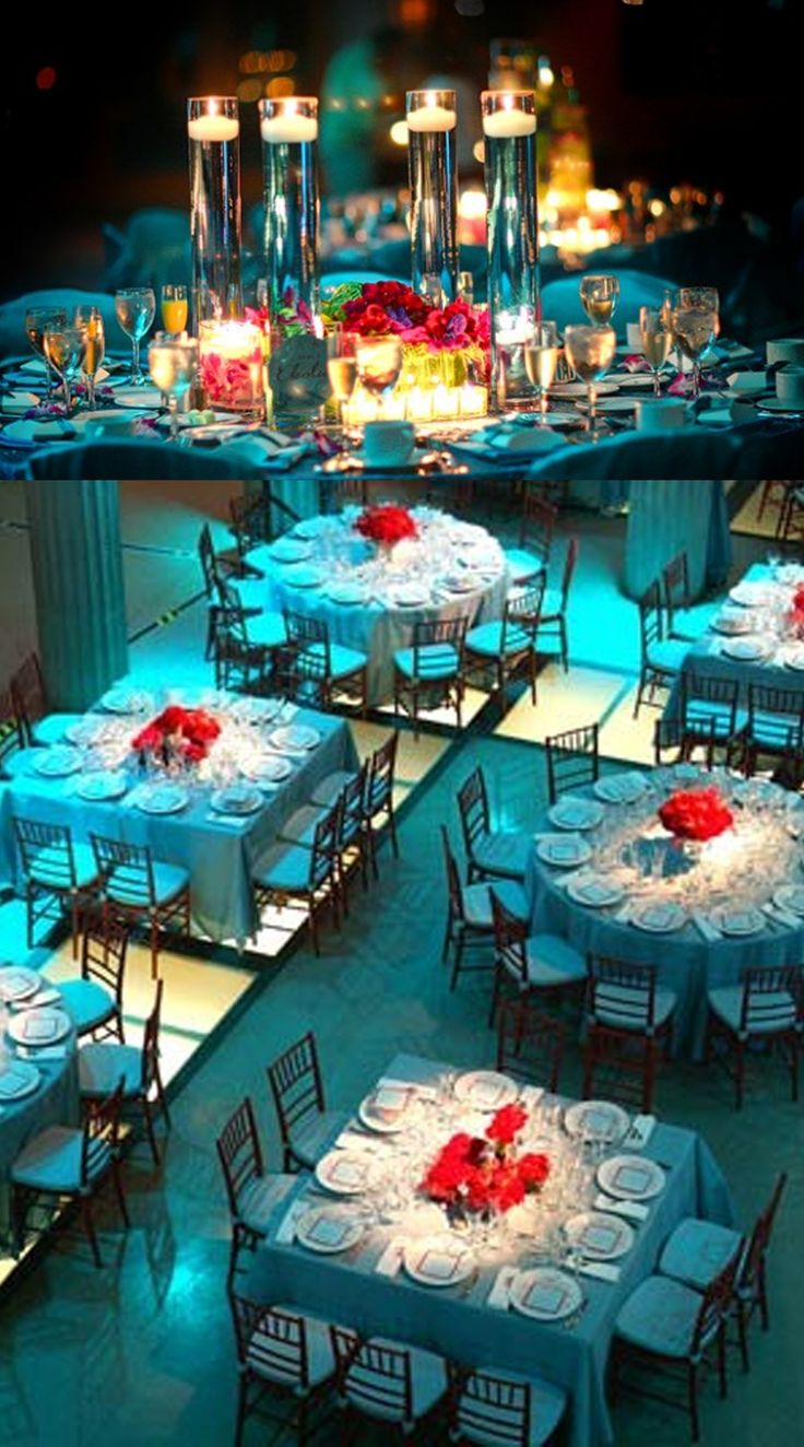 Blue quinceanera decorations ideas how to organize