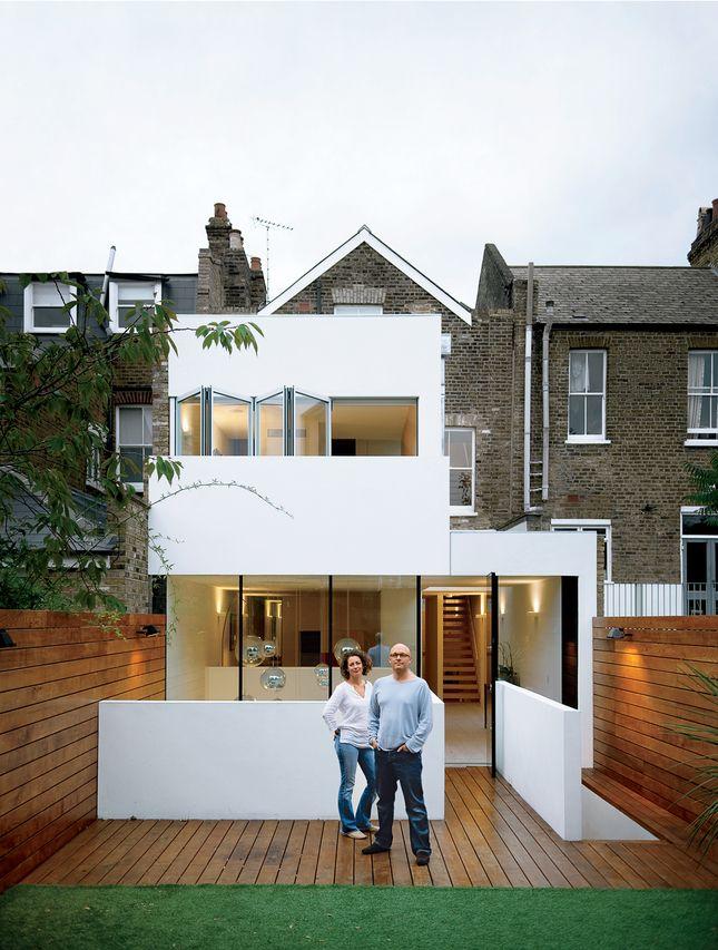 Small House Facade Ideas