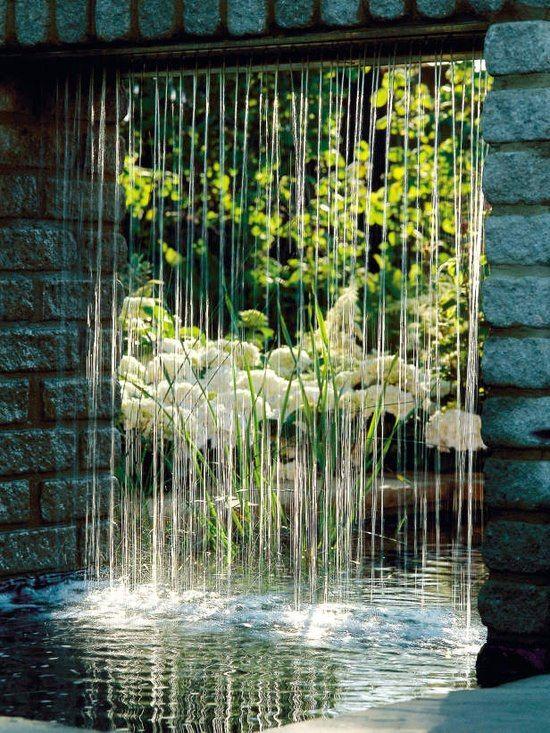 Waterfall Garden Diy 1 How To Organize