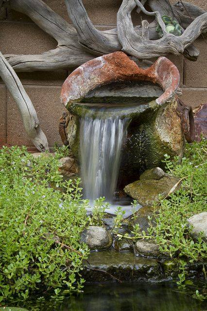 Waterfall Garden Diy 6 How To Organize