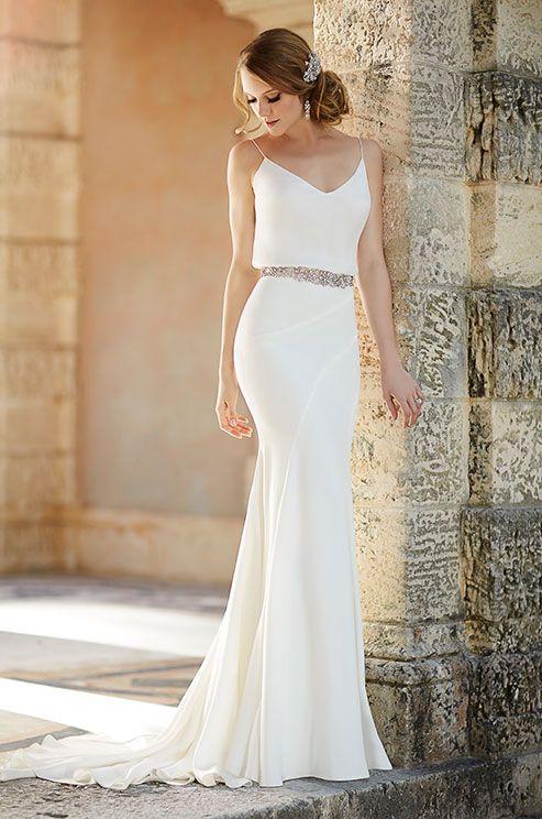 Vestidos boda civil online