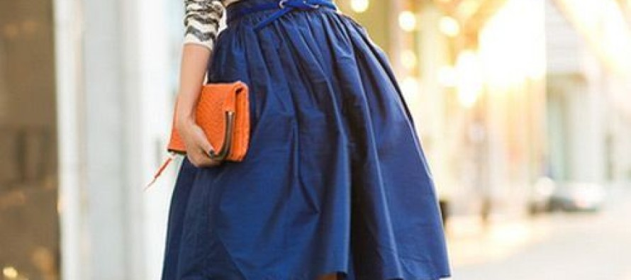 Midi Skirt Outfit